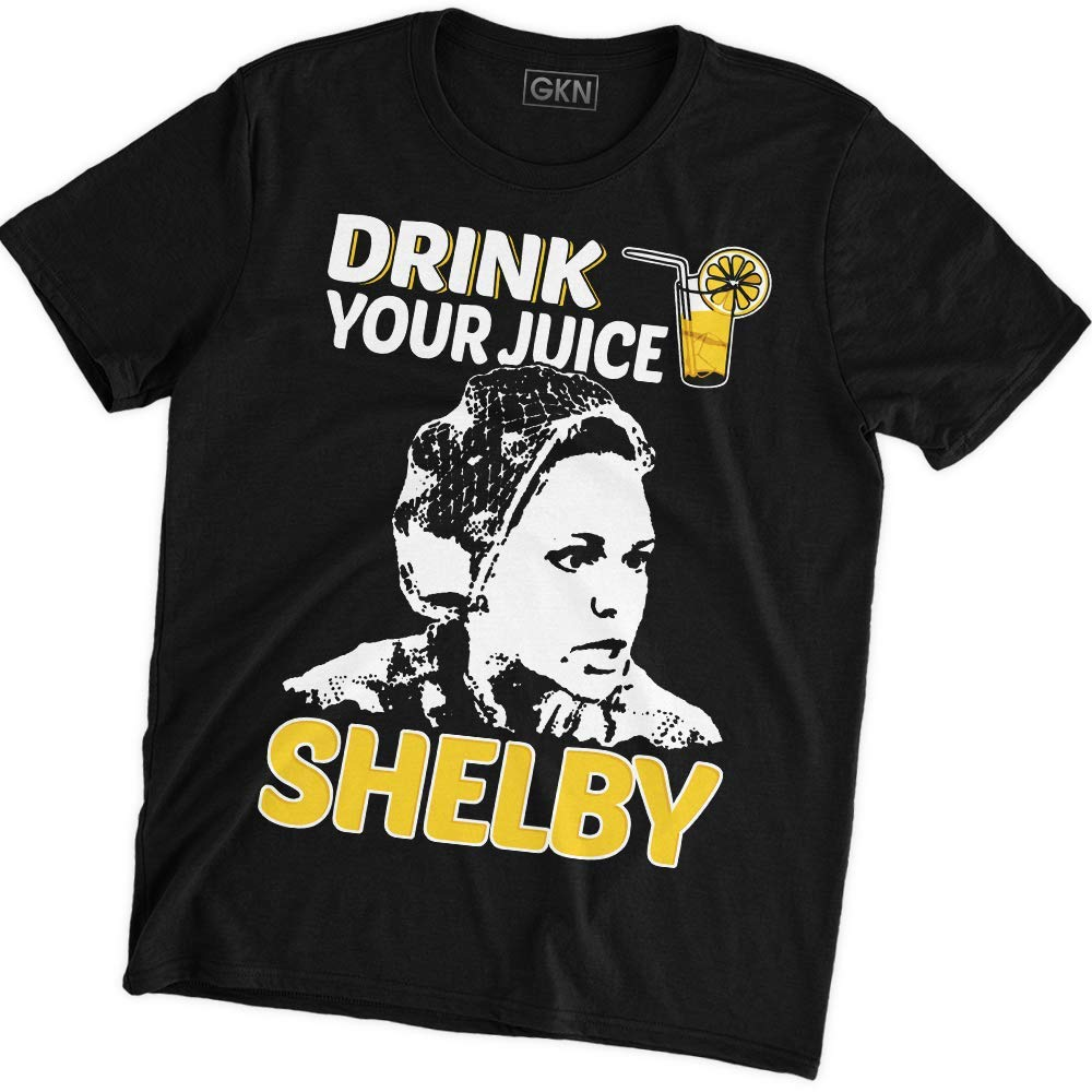 Gknation Drink Your Juice Shelby Tshirt