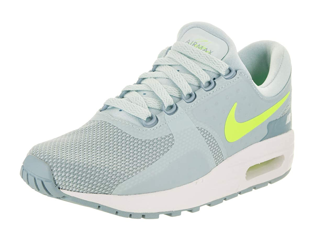 detailed look 3152e 892c0 Amazon.com | NIKE Kids Air Max Zero Essential GS Running Shoe | Road Running