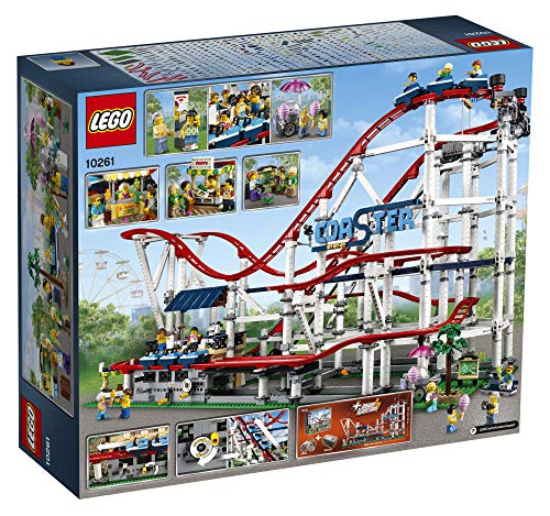 LEGO Creator Expert Roller Coaster 10261 Building Kit , New 2019 (4124 Piece) by LEGO (Image #4)