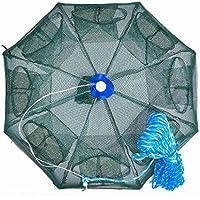 Goture Portable Folded Fishing Net Fish Shrimp Minnow...