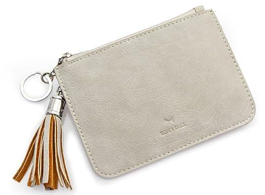 14f57f61cffa [ジェームズ・スクエア] キーリング パスケース レディース ミニ 財布 兼 定期入れ カワイイ コイン
