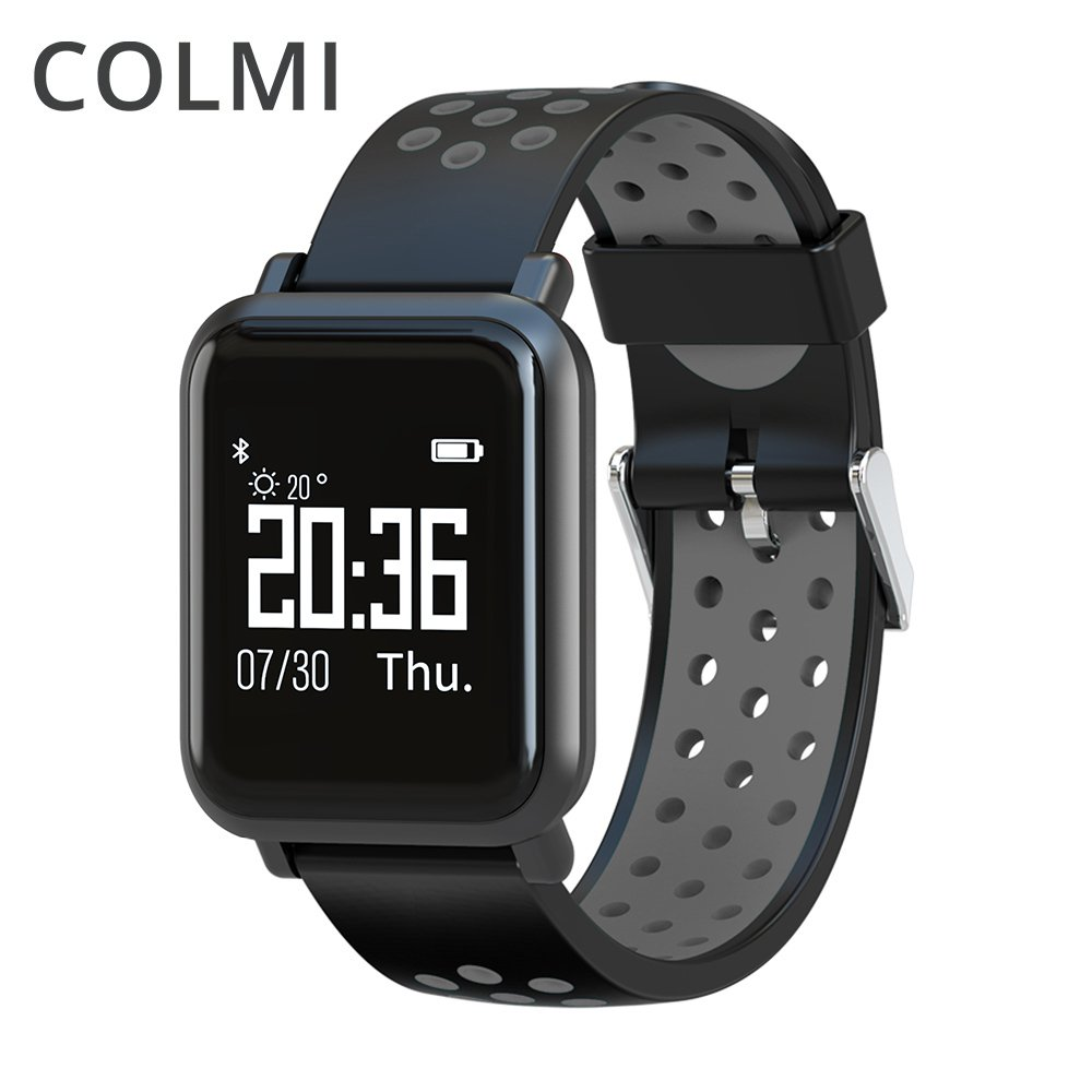 COLMI Smart Watch 2.5 OLED Screen Gorilla Glass Fitness Clock Blood Pressure IP68 Waterproof Activity Tracker Smart Watch
