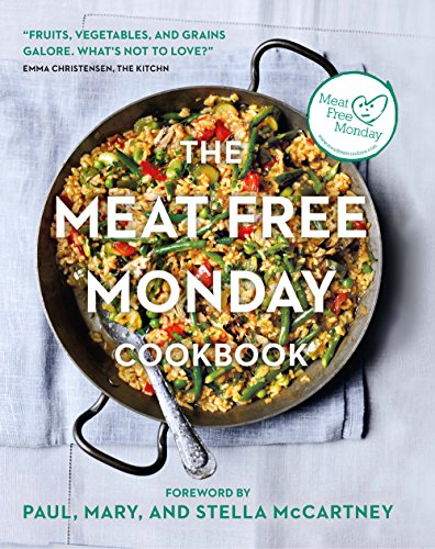 The Meat Free Monday Cookbook: A Full Menu for Every Monday of the - Shop Mccartney Stella