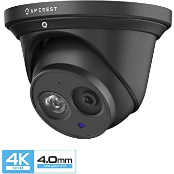 Amcrest UltraHD Security Turret