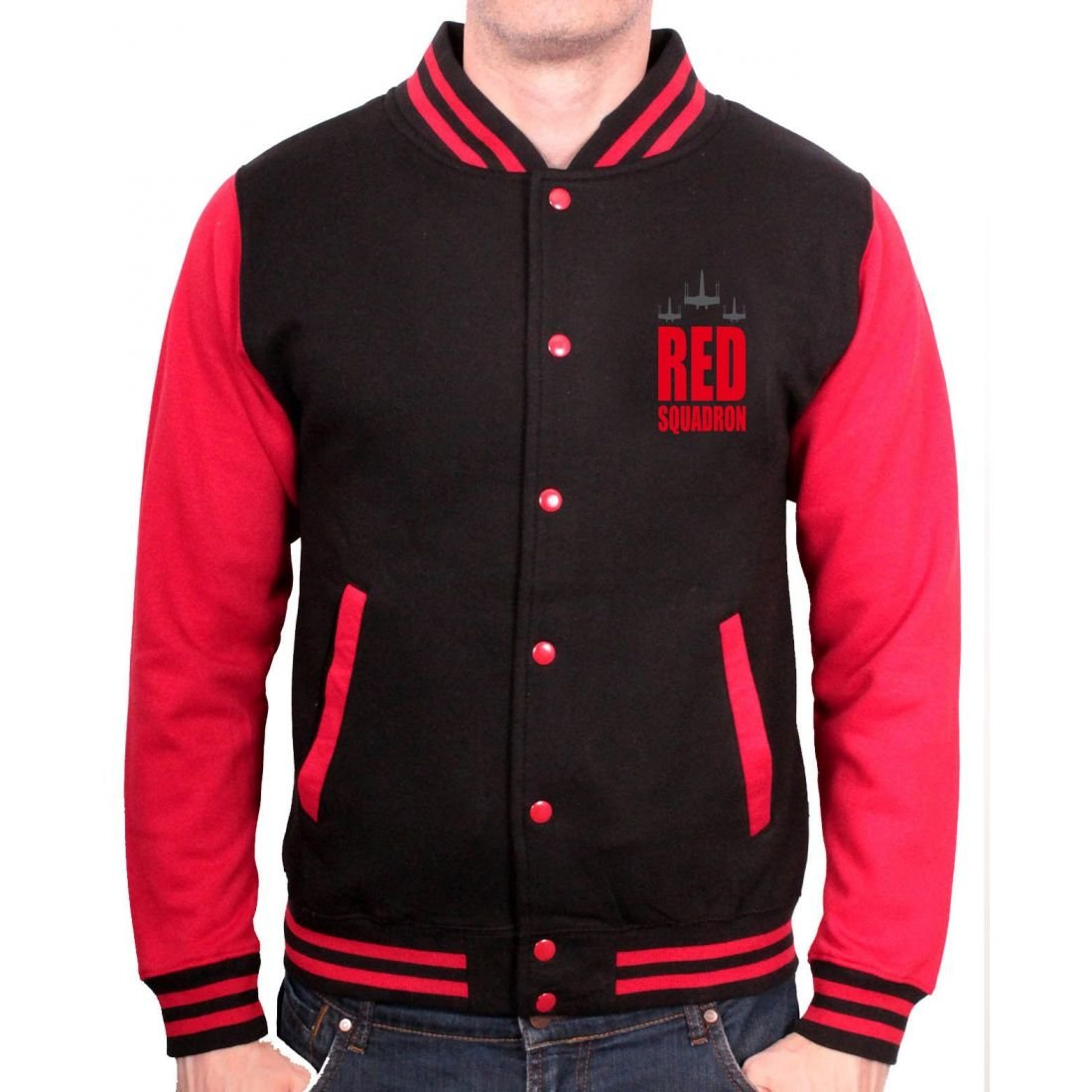 TALLA XL. Teddy Hombre Star Wars Rogue One – Red Leader