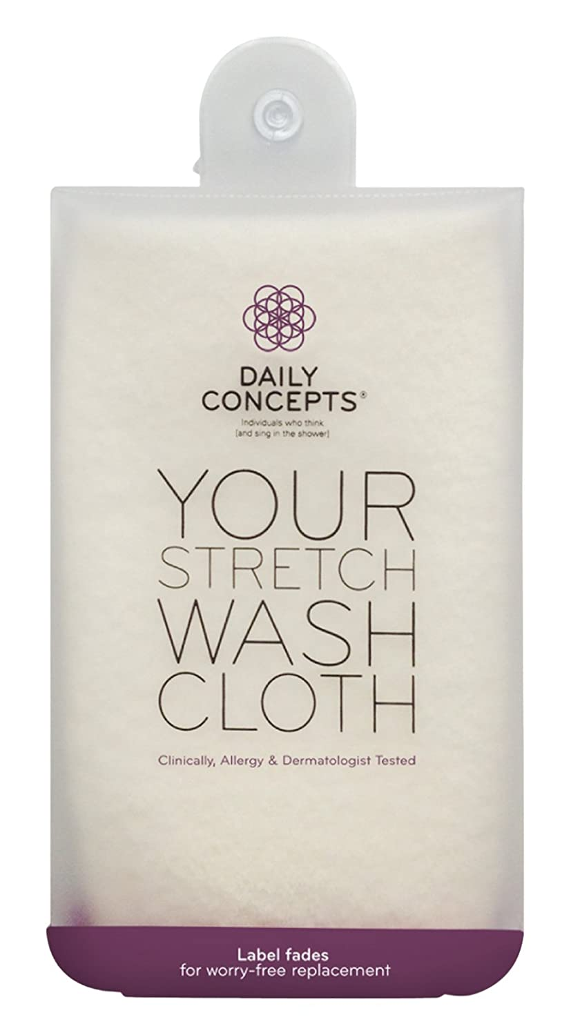 Daily Concepts Your stretch Wash Cloth DC3