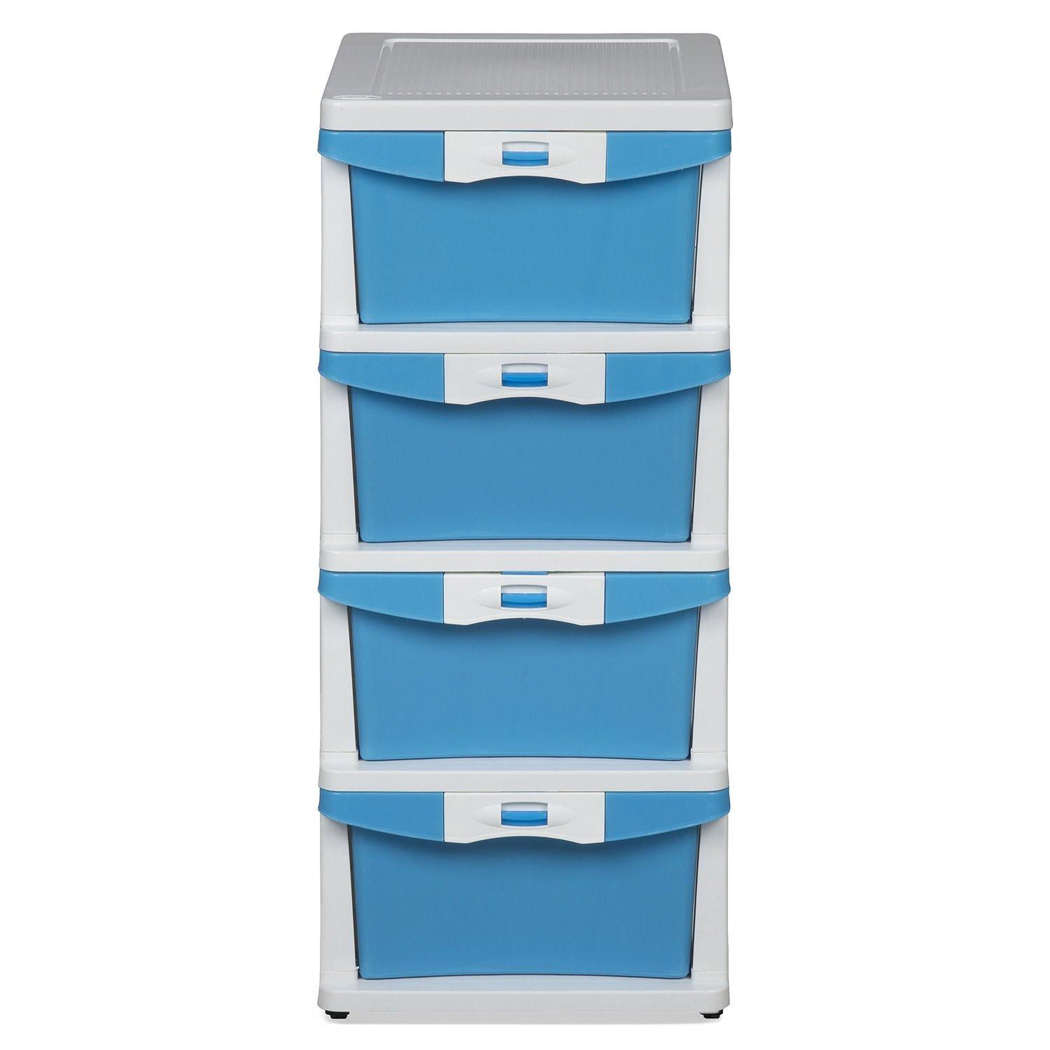 Nilkamal Series 24 Chest Of Drawers (Cream Transparent Blue): Amazon.in:  Home U0026 Kitchen
