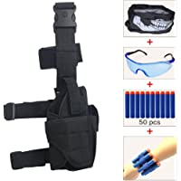 HONGCI Kinder verstellbar Tactical Bein Holster Kit für