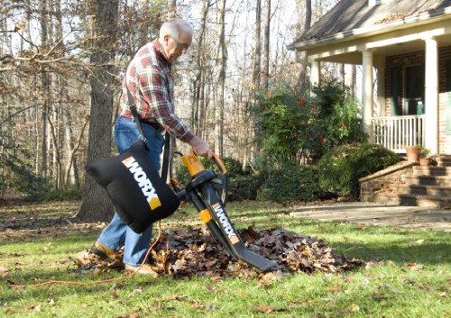 Buy leaf vacuum shredder