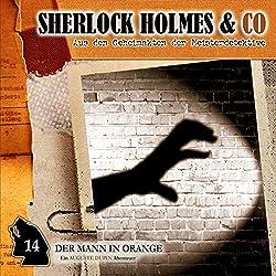 Der Mann in Orange (Sherlock Holmes & Co 14)