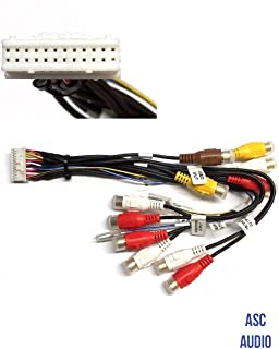 61icvqdgCPL._AC_UL320_SR266320_ amazon com wire harness for pioneer avh p1400dvd avh p2400bt avh pioneer avh-p8400bh wiring harness at crackthecode.co