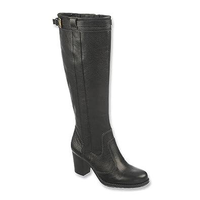 Naturalizer Womens Knee-High Boots Black