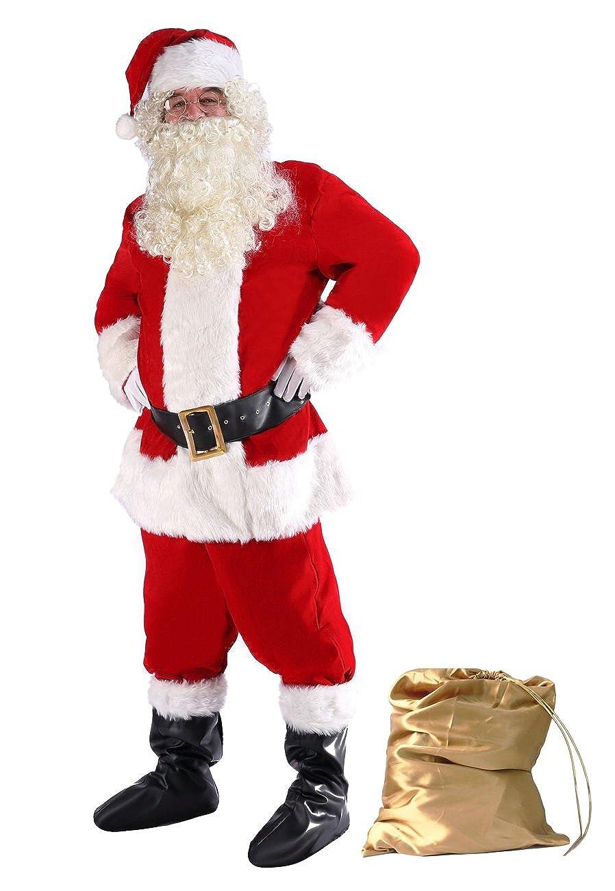 Amazon.com: Ilishop - Traje de Santa de 10 unidades, para ...