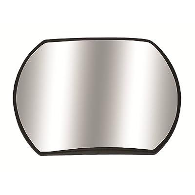 "CIPA 49402 4"" x 5.5"" HotSpots Oblong Stick-On Convex Mirror: Automotive"