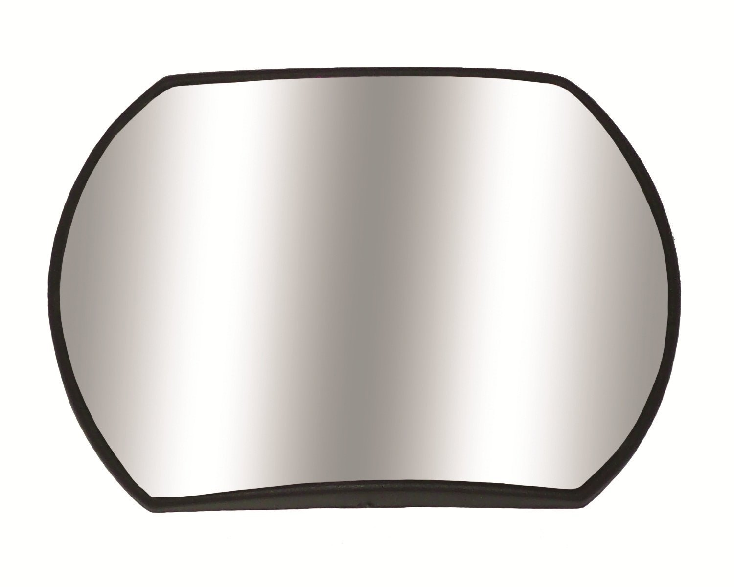 CIPA 49402 4' x 5.5' HotSpots Oblong Stick-On Convex Mirror 0202.1000
