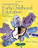 img - for Introduction to Early Childhood Education (What's New in Early Childhood) book / textbook / text book