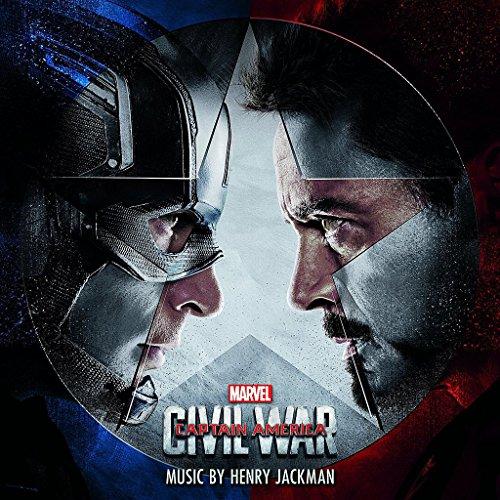 Price comparison product image Captain America: Civil War (Henry Jackman)