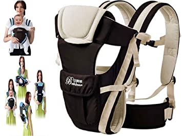 76cc3e53b1c 4FSGLOBAL QUALITY 0-30 Months Breathable Front Facing Baby Carrier 4 in 1 Infant  Comfortable