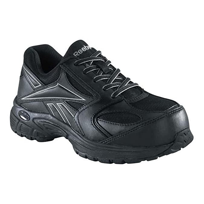 f6a379460619 Reebok Work Men s Ateron RB4897 ESD Athletic Safety Shoe  Amazon.ca  Shoes    Handbags