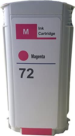 Karl Aiken 6 x Replacement for HP 72 Ink Cartridge 130 ml Use with ...