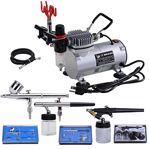 Aw 3 Multi-Purpose Professional Airbrush Kit