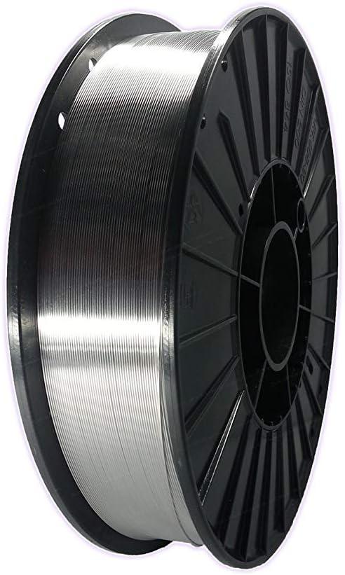 Mtc AlSi12 3.2585 Aluminio Hilo para Soldadura 1,0mm Alambre