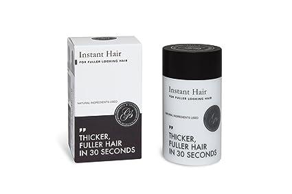 Fibre Capelli - Trattamento immediato per la perdita dei capelli per uomini  e donne - costruzione 8c69c600600b