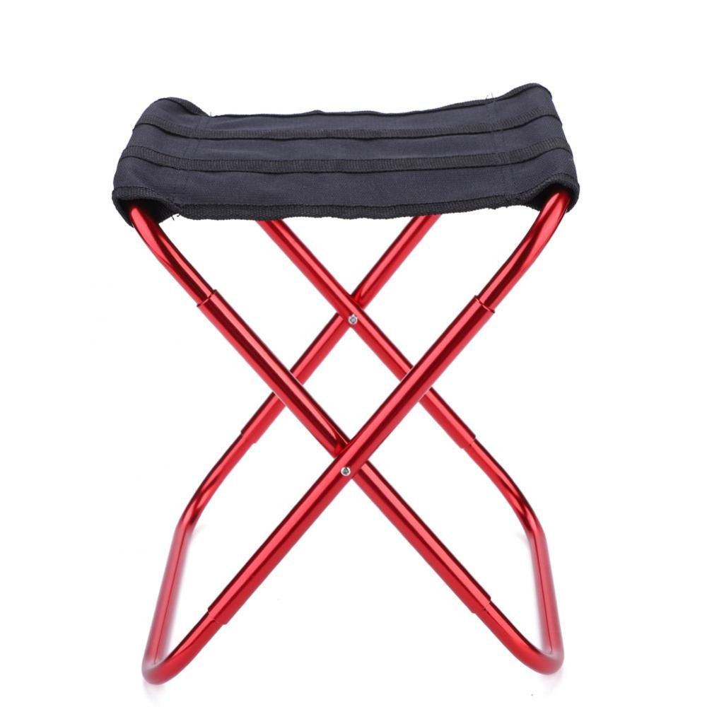 Collapsible Camp Mini Lightweight Stool for Fishing,Picnic,Travel,Garden,BBQ and Hiking YAMEE Small Portable Foldable Stool Outdoor Camping Folding Chairs
