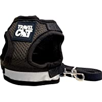 Reflective Cat Harness and Leash for Walking | Escape Proof Set for Adventure Cats | Adjustable Soft and Comfortable…