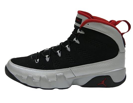 f4fb496e4dc Amazon.com | NIKE Mens Air Jordan 9 Retro Johnny Kilroy Leather Basketball  Shoes | Basketball