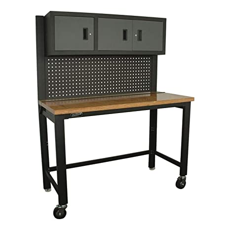 Prime Kh Manufacturing Collapsible Wood Top Reloading Bench With Short Links Chair Design For Home Short Linksinfo