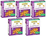 Annie's Homegrown Organic Cheddar Crackers, Bunnies, 11 Ounce