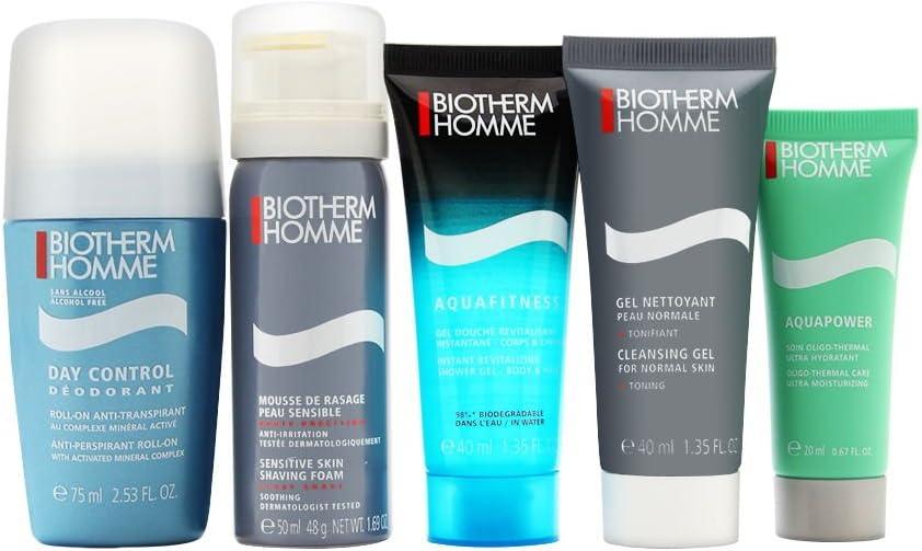 biotherm travel kit