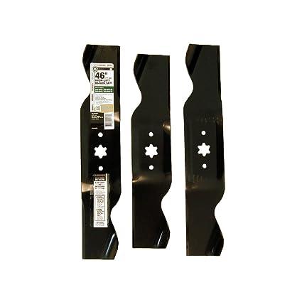 Amazon.com: MTD Genuine Parts 46-pulgadas high-lift Blade ...