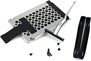 "Deal4GO SATA Hard Drive Cable Connector w/ 2.5"" SSD HDD Caddy Bracket for Acer Aspire 5 AN515 AN515-52 AN515-53 AN715-54 AN715-51 A515-52G NBX0002CN00"