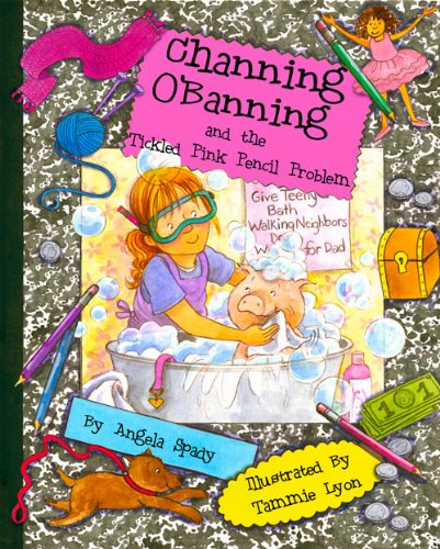 Read Online Channing O'Banning and the Tickled Pink Pencil Problem (The Channing O'Banning Series) pdf epub