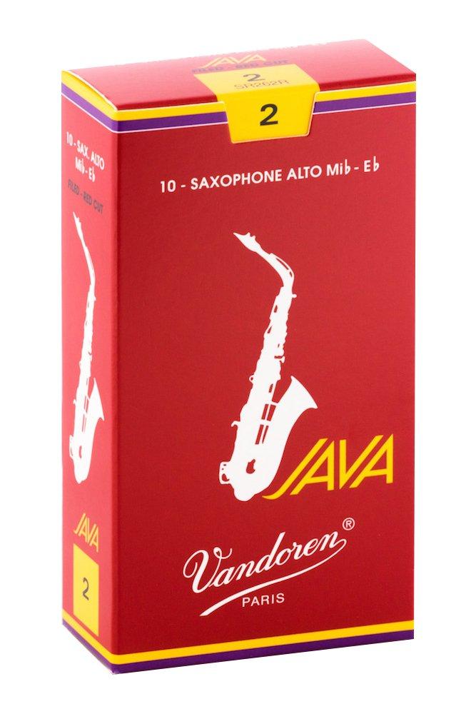 Vandoren SR262R Anches pour saxophone - 2.0 Accessoires pour bois/Anches