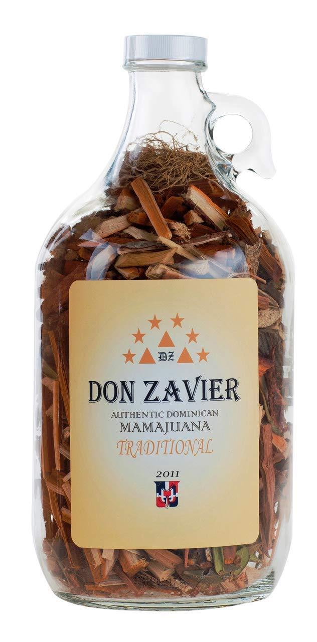 Don Zavier Mamajuana 1/2 Gal (Traditional) by The Mamajuana Store