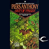 Out of Phaze: Apprentice Adept Series, Book 4 | Piers Anthony