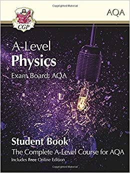 New A-Level Physics for AQA: Year 1 & 2 Student Book with