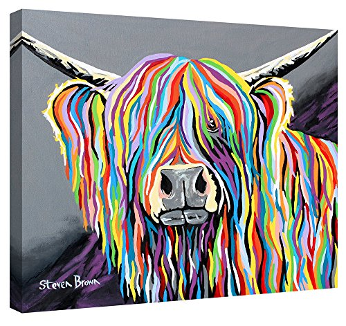 - Epic Graffiti Charlie Mccoo by Steven Brown Giclee Canvas Wall Art, 16