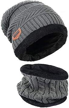 Ideapark Sombrero de Invierno para Hombre Mujeres, Sombrero de ...