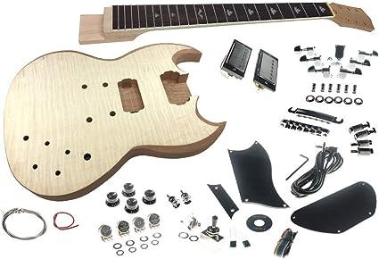 Electric Guitar String Tree KIT Electric Guitar MOD Kit BLACK