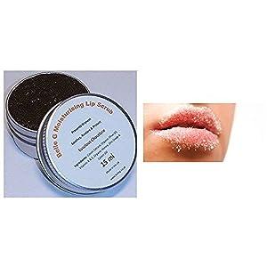 Belle G Lip Scrub - Luscious Chocolate 15ml
