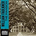 The Mansion Audiobook by William Faulkner Narrated by Joe Barrett