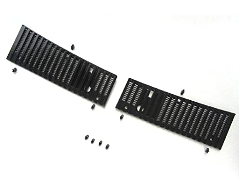 Amazon 92 97 Nissan Hardbody Navara D21 Pair Wiper Cowl Grill