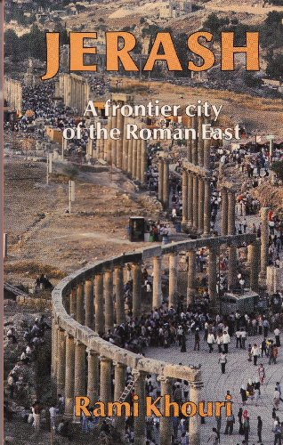 Jerash  Frontier City Of The Roman East