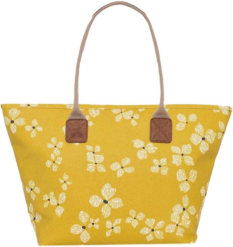 Brakeburn Ladies Collection Mustard Hydrangea Roo Pouch Small Handbag BNWT #NG