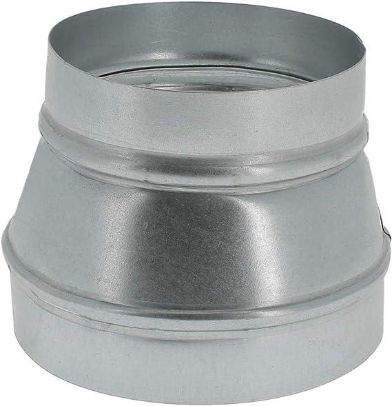 Acople Vents Reductor/Reducción para Extractor de aire/Tubo (150mm/125mm): Amazon.es: Hogar