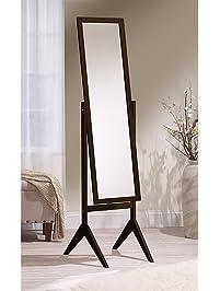 Taymor adjustable floor standing mirror